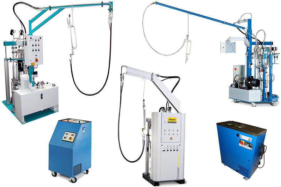 Поставка нового оборудования ведущих европейских производителей Reinhardt Technik, HDT, TSI, DGT