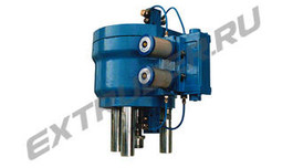 Air motors Reinhardt Technik 01153000, 01152500