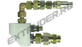 Смесительный блок HDT 5100161
