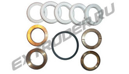 Lisec 00014400 (00007484). Small wear parts kit for the B-metering pump