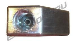 Смесительный блок с трубочкой в обратном клапане для увеличения интервала между чистками