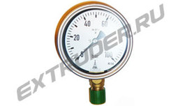 Manometer 100 bar Reinhardt Technik 40052700