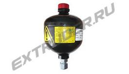 Hydro-pneumatic accumulator Lisec 00308747