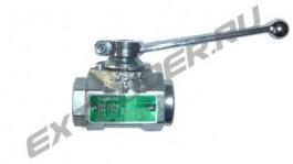 Ball valve Reinhardt Technik 400560000