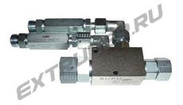 Смесительный блок Lisec 347813, 395352 с соединением для промывочного насоса