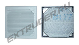 Fan filter, ventilator guard for filter Lisec 326503