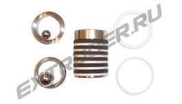 Sealing set for the B-feeding pump for EMAR M106/NDS Technical/Negrini/NE/NP/ID 200LT