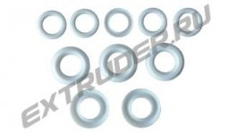 Small wear parts kit for the flushing pump Graco