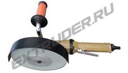Handschleifgerät, Durchmesser der Schleifscheibe 200 mm