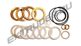 Lisec 0405919 (00007474). Small wear parts kit for the basic pump