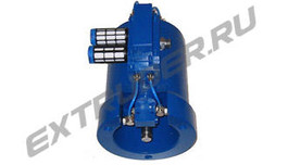 Air motors Reinhardt Technik 01154000, 01154020
