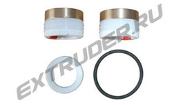 Lisec 00426939 (00007484). Small wear parts kit for the B-metering pump