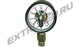 Schaltkontaktmanometer 400 bar Reinhardt Technik 40053300, HDT 3410062, TSI 0001-9999-0010