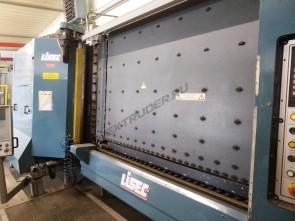 Стеклопакетная линия Lisec 1600х2500 мм
