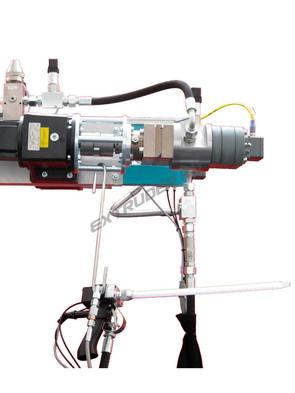 TSI mastermix gear servo