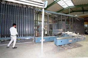 LISEC LBH-25AS автоматический бутиловый экструдер