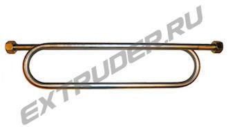 """Cмеситель """"Горн"""" 16S (350/400/450/500 мм)², 2 спирали"""