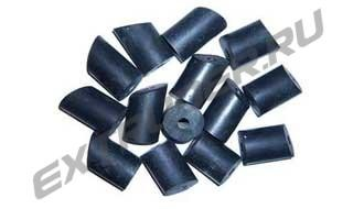 Резиновые насадки Ø30х50 мм