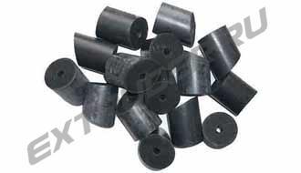 Резиновые насадки Ø40х60 мм