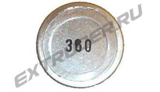 Предохранительная мембрана Reinhardt Technik 40182900, 360 бар