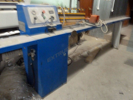 Circular saw for aluminum profile bars Stefiglass TGP 1705