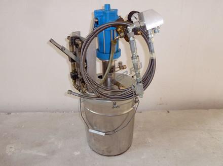 Flushing pump Bystronic Lenhardt