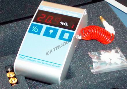 DGT SENSOLINE 02 - Handy Gasanalysator
