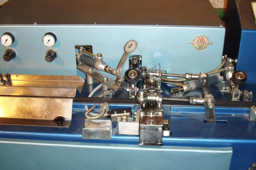 Техобслуживание экструдера бутила Lisec LBH-25V