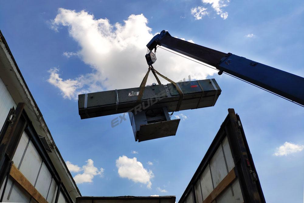 Релокация и обновление стеклопакетного оборудования
