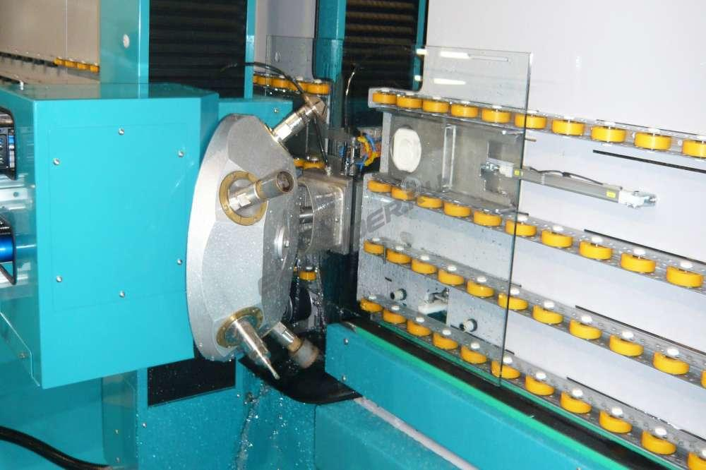 TopDRILL CNC vertical center evaluation