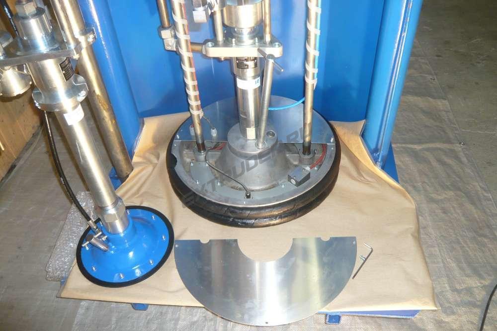 Overhauling of the Reinhardt Technik MAXI Hydraulik