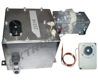 Spare parts for butyl extruders