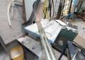 Ленточный стеклообатывающий станок