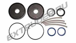 Repair kit for 2 pneumatic cylinders of the big follower plate Lisec 00007520