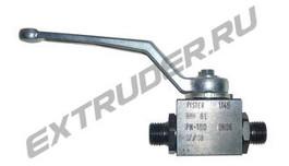 2-ходовой кран с тефлоновыми уплотнениями TSI 0001-9999-0004