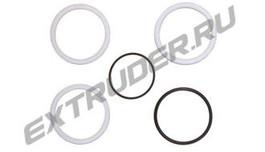 Repair kit Lisec 00352487 for straight swivel joint 341587, M36x2 (25S)