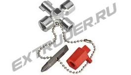 """Universal Schaltschrankschlüssel """"mini"""""""