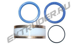 Lisec 00023727 (00410937). Small wear parts kit for the basic pump DOS