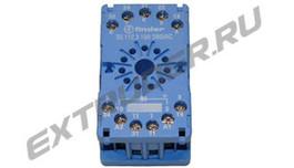 Relay socket Reinhardt Technik 53070100