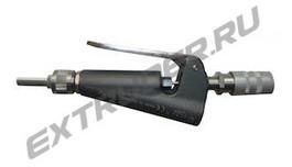 Extrusionspistole LUX PTFE 350 bar, Deutschland. Für Silikon