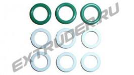 Repair kit HDT 3950501 for Z-swivel joint Easy-Flex