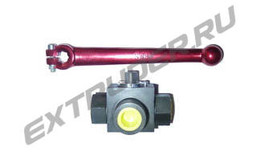 3-way ball valve Liseс 00003840