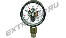 Contact manometer  400 bar Reinhardt Technik 40053300, HDT 3410062, TSI 0001-9999-0010