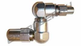 """Z-swivel joint """"new design"""" Reinhardt Technik 03292000, 1/2 """"- 3/8""""2"""