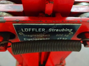 Löffler L-600 clamp gripper pinza