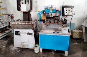 Vitrododi/ Meccanica Cambi Angoglass Major