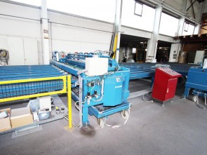 Bystronic glass cutting line