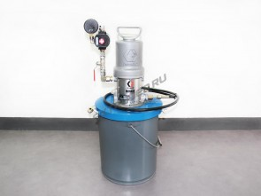 Flushing pump Reinhardt Technik LUX
