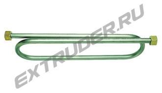 Trompetenmischer 15L (350/400/450/500 mm), 2 Spiralen