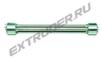 """Rostfreier Mischer HDT """"Stabmix"""" 5100021 (420 mm), 5100011 (360 mm): 3 Spiralen 13x1 mm"""